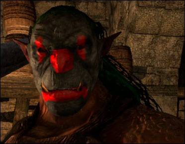 Orc Clown Quikee Reskin