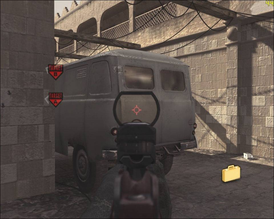 +Medic+'s Red Dot Reticle Mod
