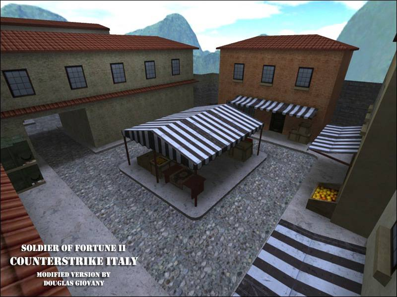 Counterstrike Italy Modified