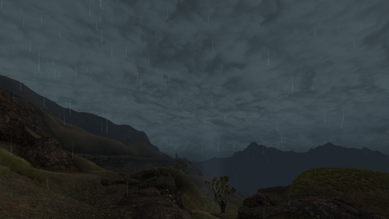 True Rain Mod