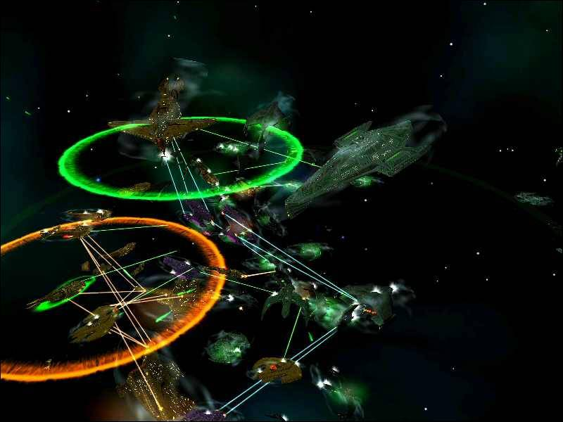 Star Trek Armada 2 : Art Of War Part 1