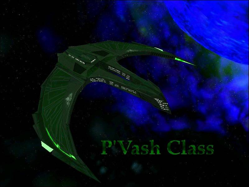 Romulan P'Vash and S'Vash Cruisers