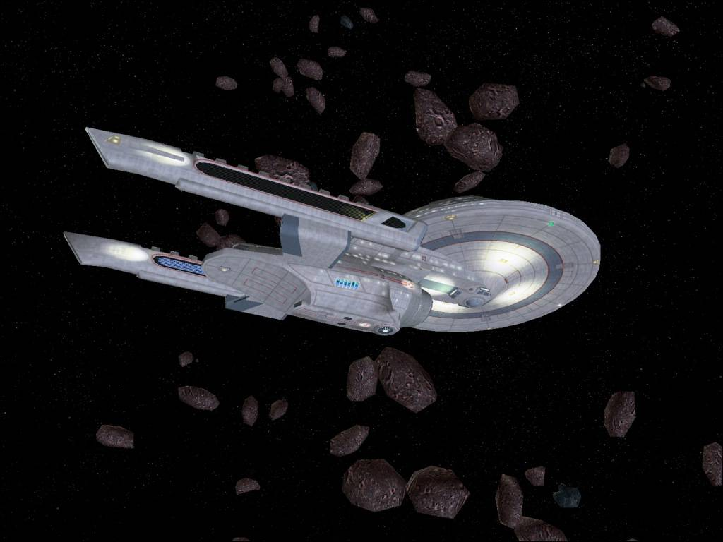 Churchill class starship