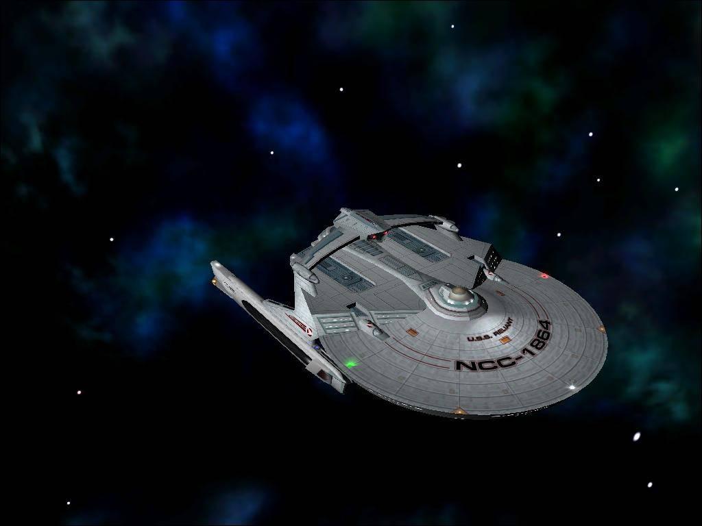 USS Reliant Miranda Class