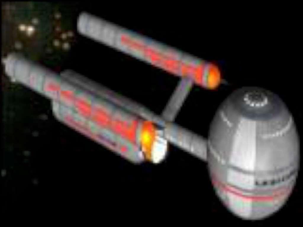 Daedalus Class - TOS era