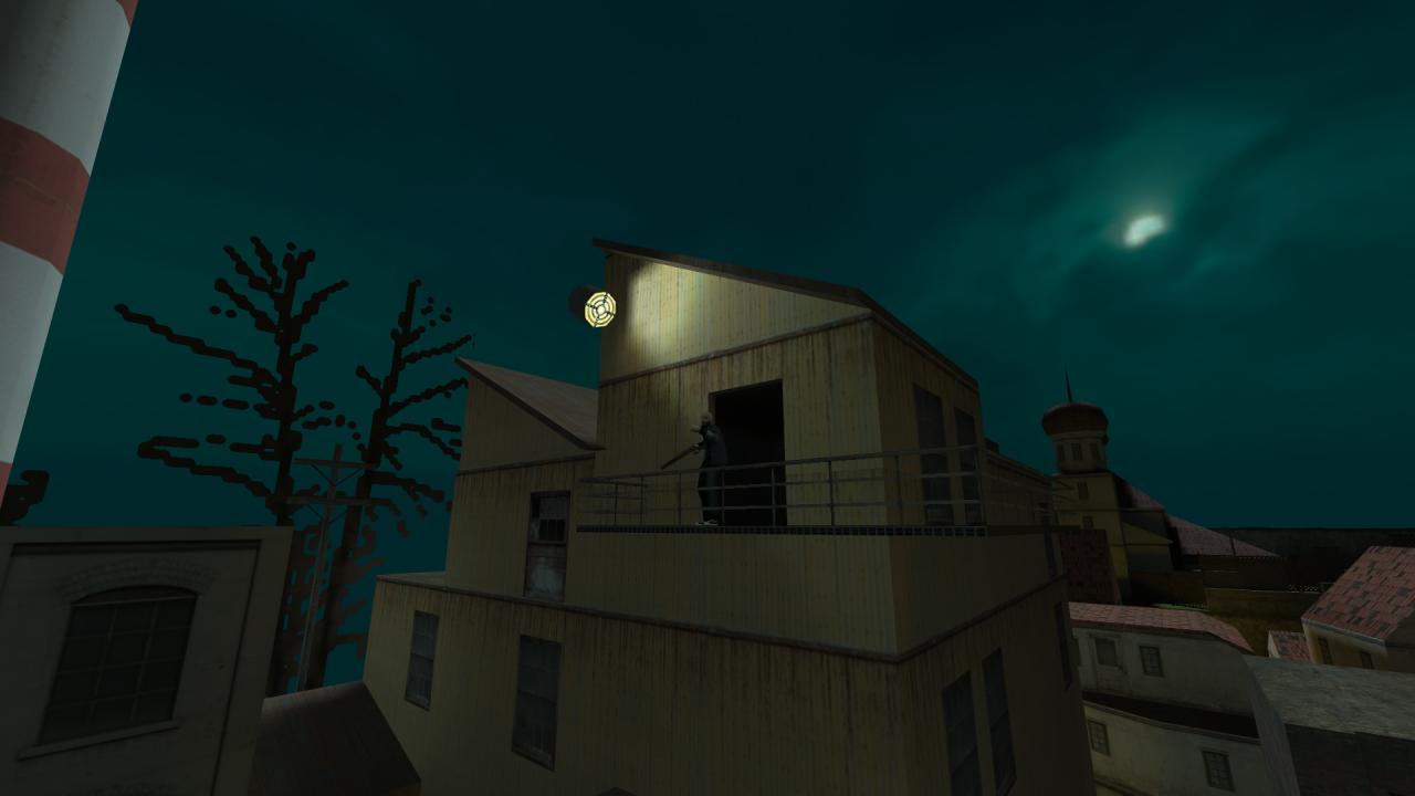 Half-Life 2: Classic Ravenholm Demo
