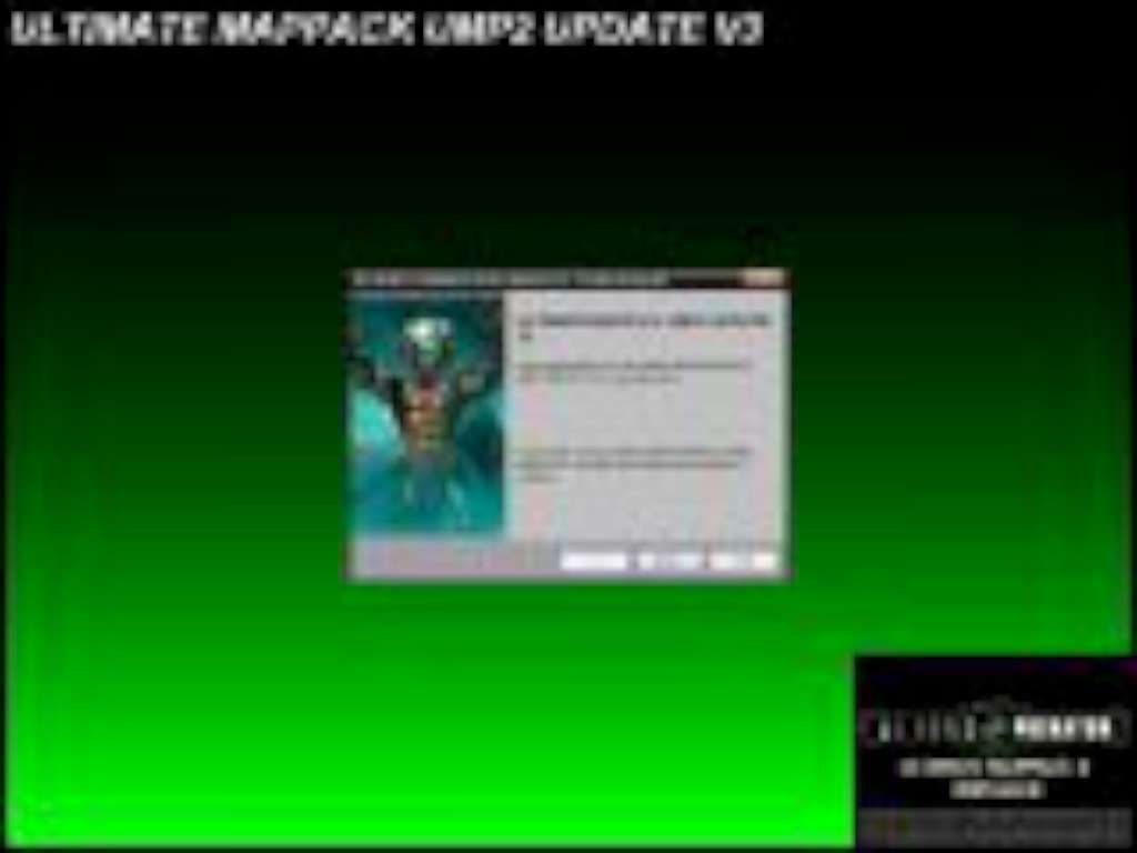 Ultimate Mappack 2 updater