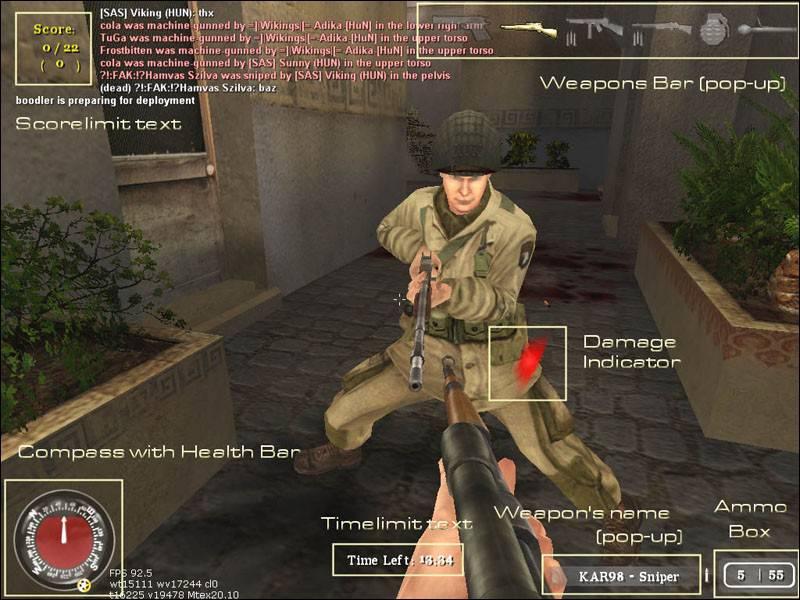 Call of Duty HUD
