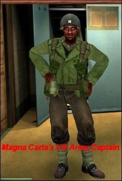 Magna Cartas US Captain