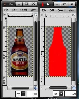 Amstel Healthbar