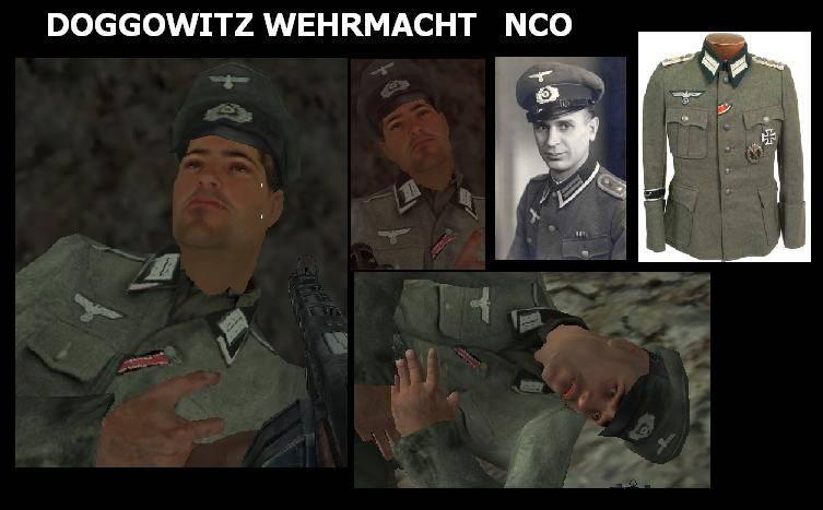 German Heer NCO skin