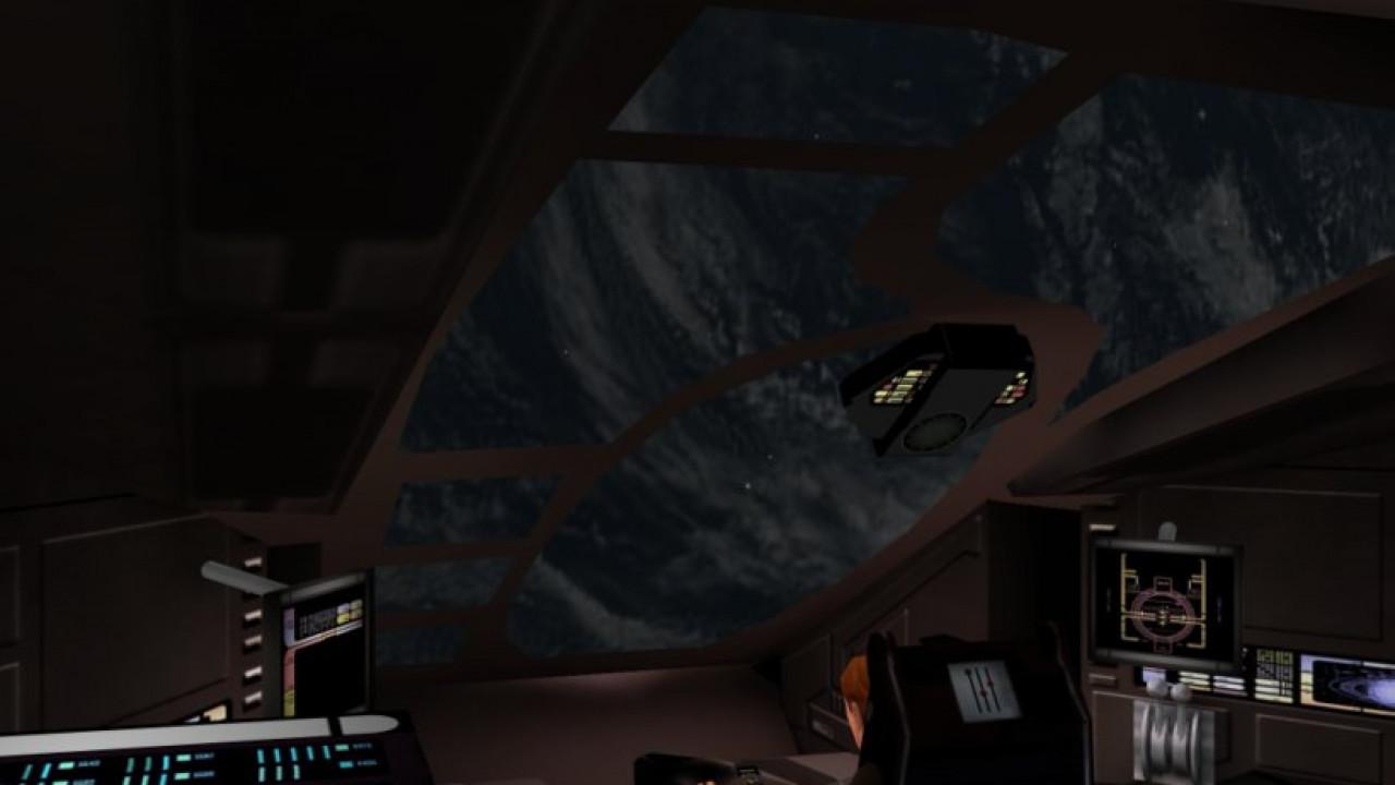 L91 Delta Flyer Cockpit v.1.1