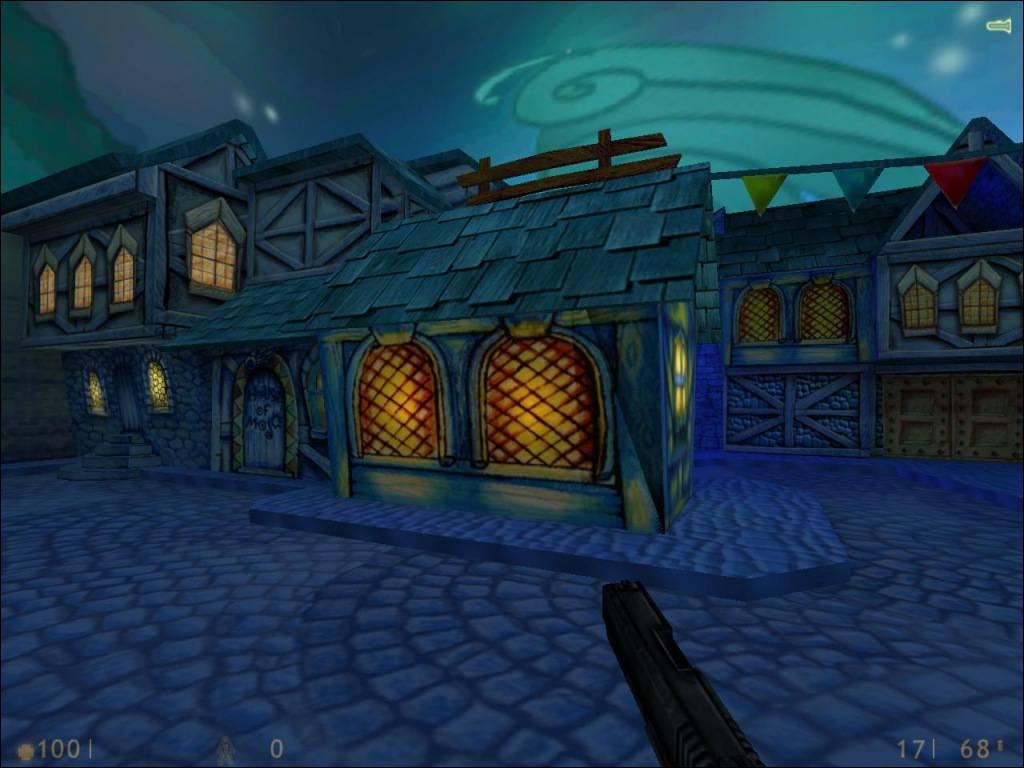 Half-Life Melee Island Map