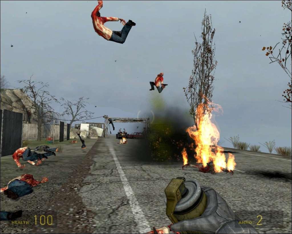 Half-Life 2 Bullet Time Mod V1