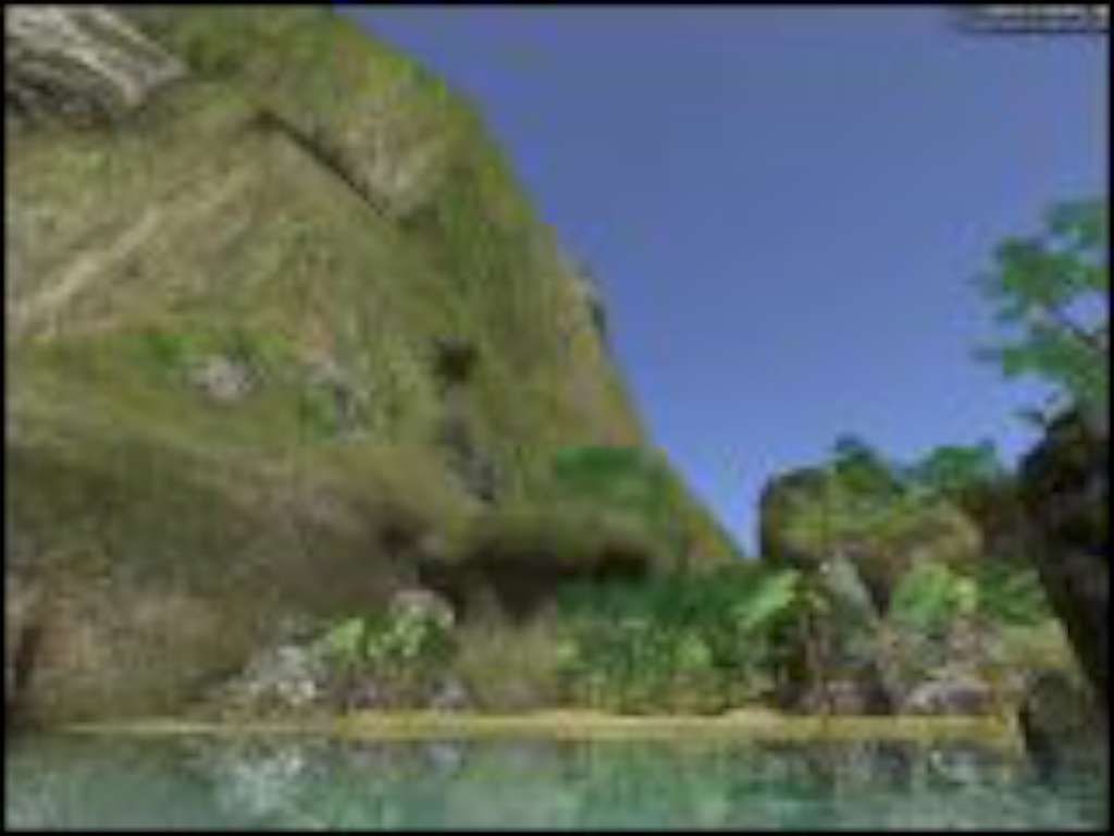 Half-Life 2 Garry's Mod Tropical Island map