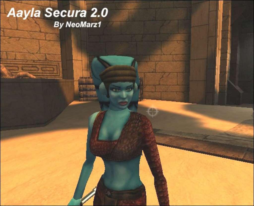 Aayla Secura VM