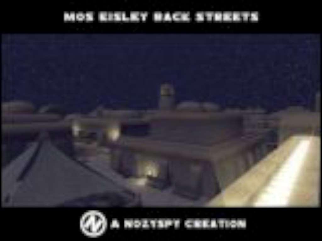 Mos Eisley Back Streets Teaser Trailer