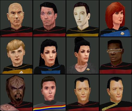 TNG Early Collection