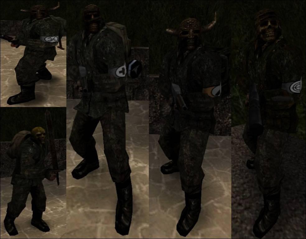 Greator's Zombie Mod