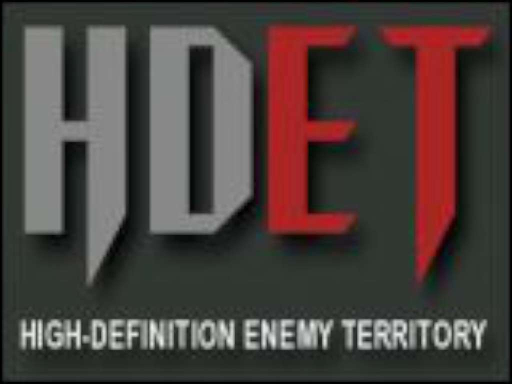 HDET  (High-Definition Enemy Territory)