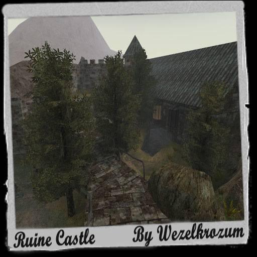 Ruine Castle