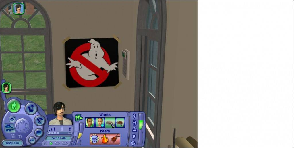 Anti Ghost Poster