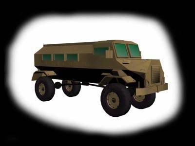 Bushwar Modification