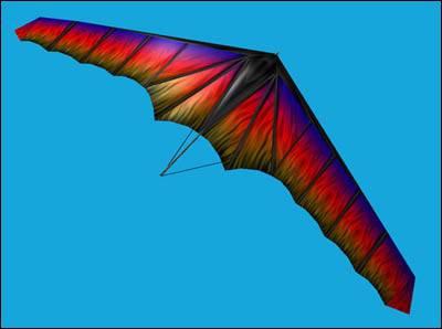 Dark Fire Glider