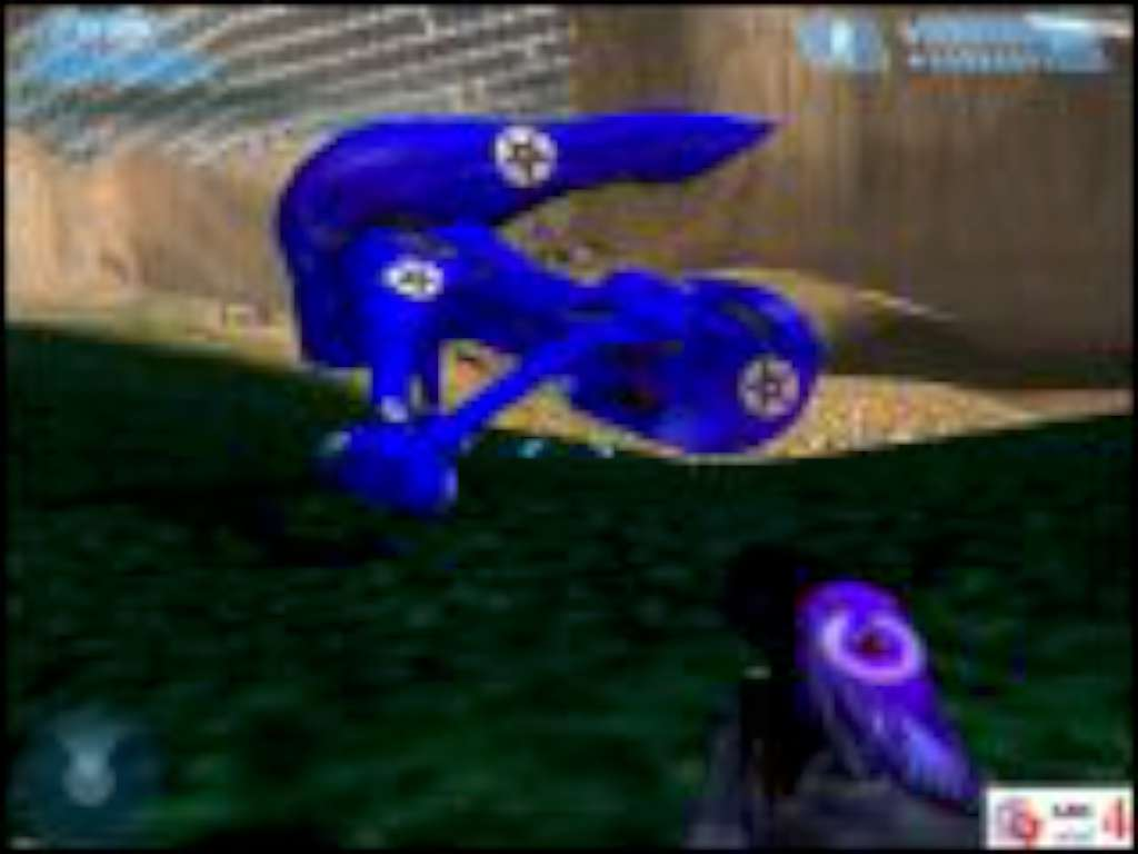 Blue-team Pentagram banshee