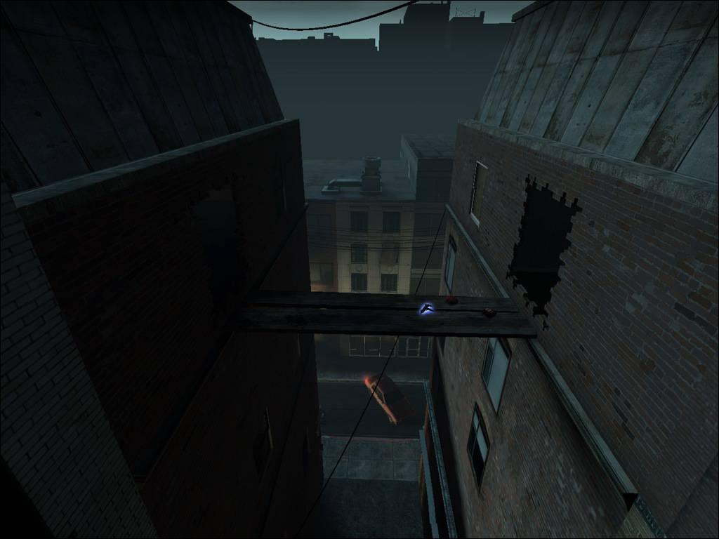 Running Away - Campaign/Versus