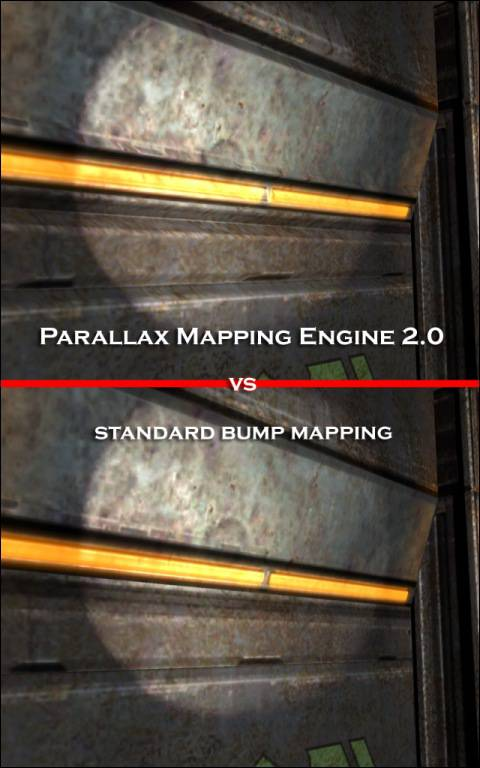 Parallax Mapping Engine 2.0
