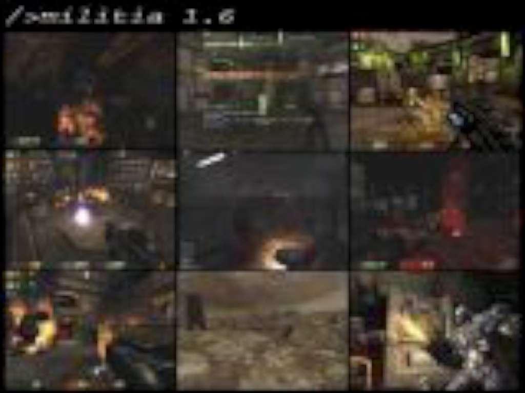 quake 4 militia 1.6 rCon