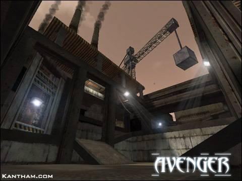 CTF Avengerdocks