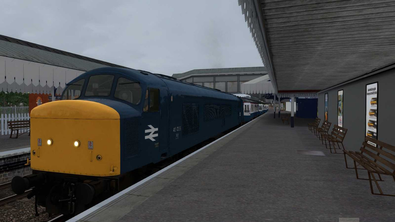 1M22 SO 11:28 Paignton To Manchester (Revamped)