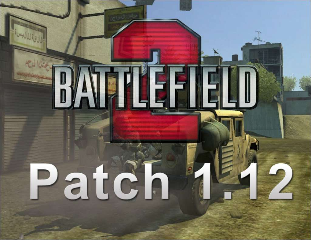 Battlefield 2 v1.12 Patch