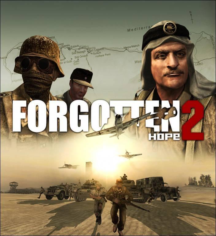Forgotten Hope 2 Client