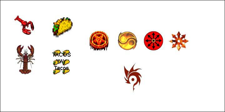 Visba's Badges and Banners
