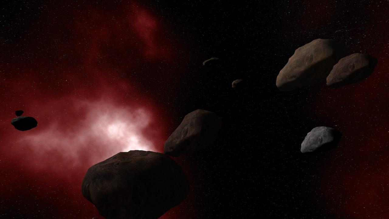 Asteroid Pack (1.0) by Kophjaeger