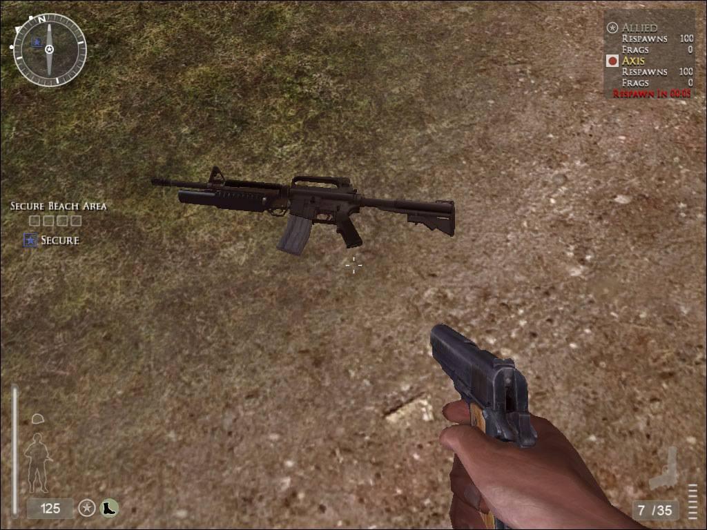 5m0k3y's M4 Carbine