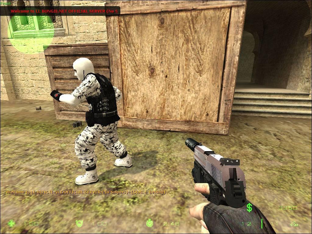 CS: Source Artic Terrorist