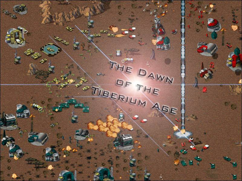 The Dawn of the Tiberium Age 1.09