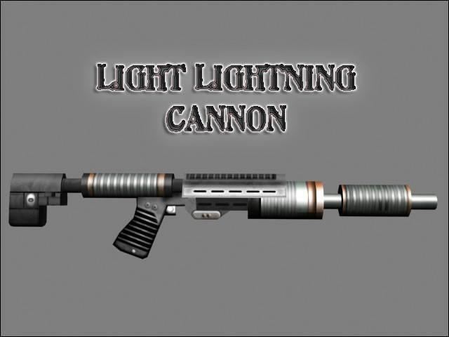 Light Lightning Cannon