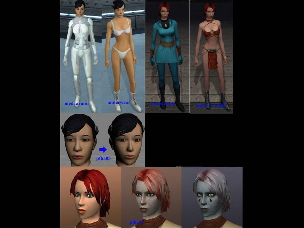 Slender Body for Females