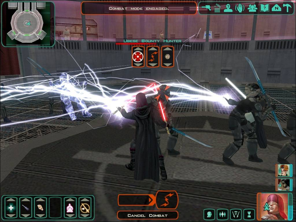 High Level Force Powers