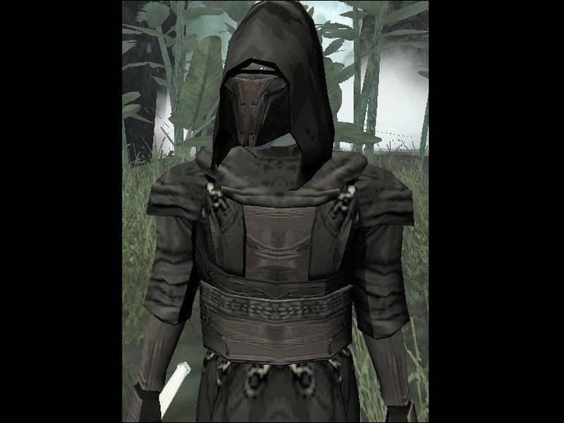 Revan's Mask for both KOTOR and TSL