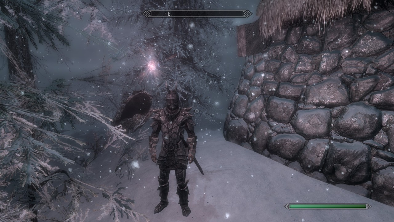 College of Winterhold New Life Festival - A Holiday Mod