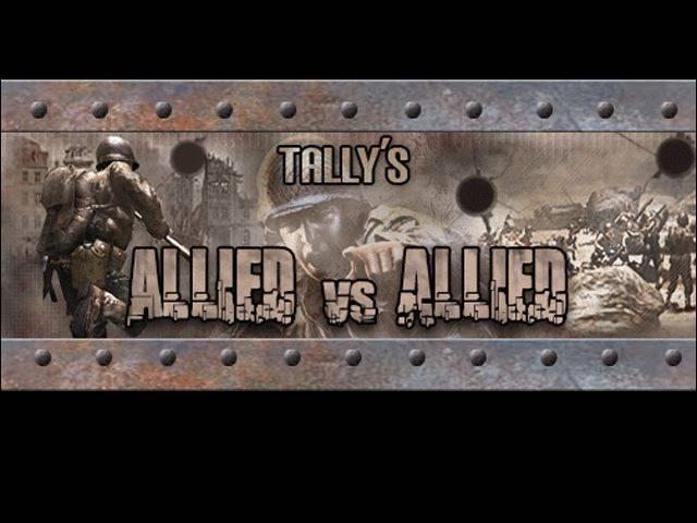 Tally's Allied vs. Allied Mod