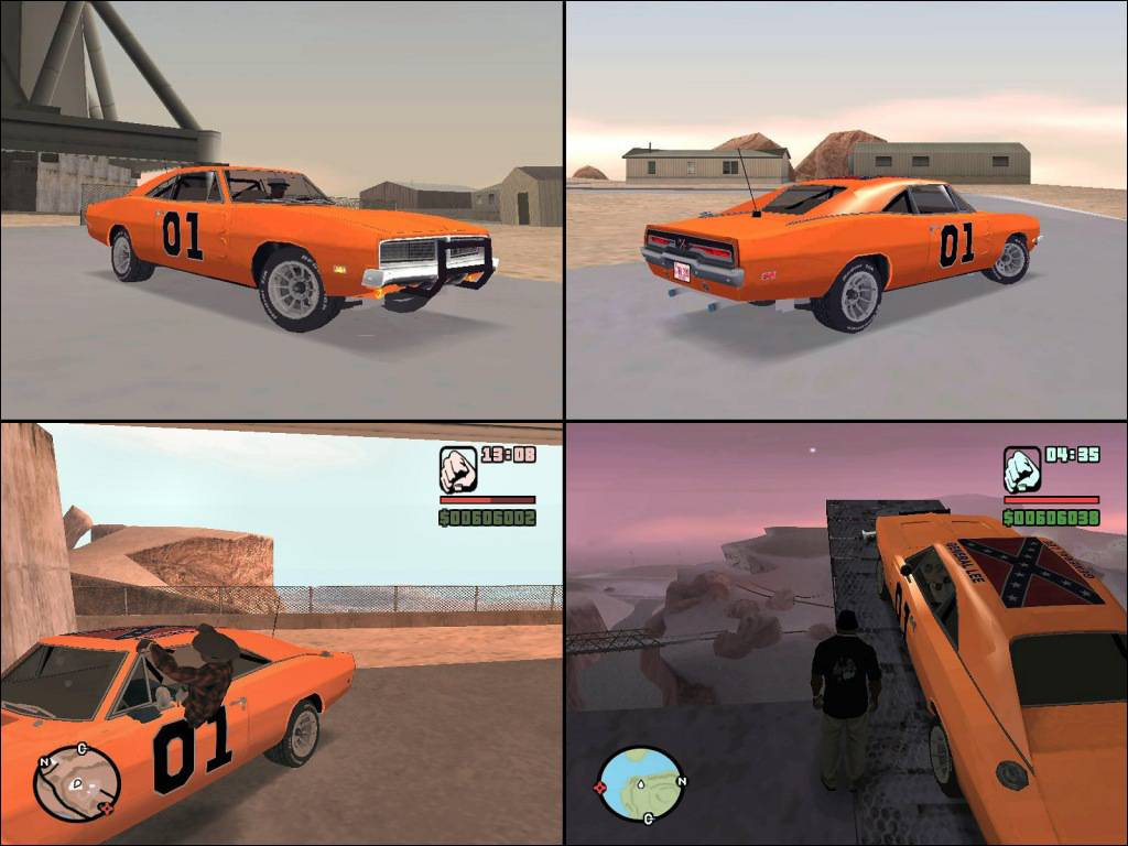 The General Lee - 1969 Dodge Charger R/T