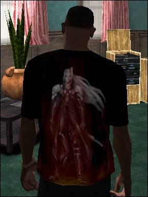 Sephiroth T - Shirt