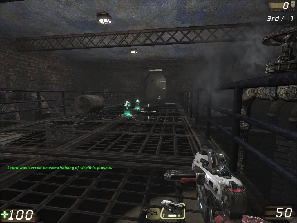 DM-Tunnels